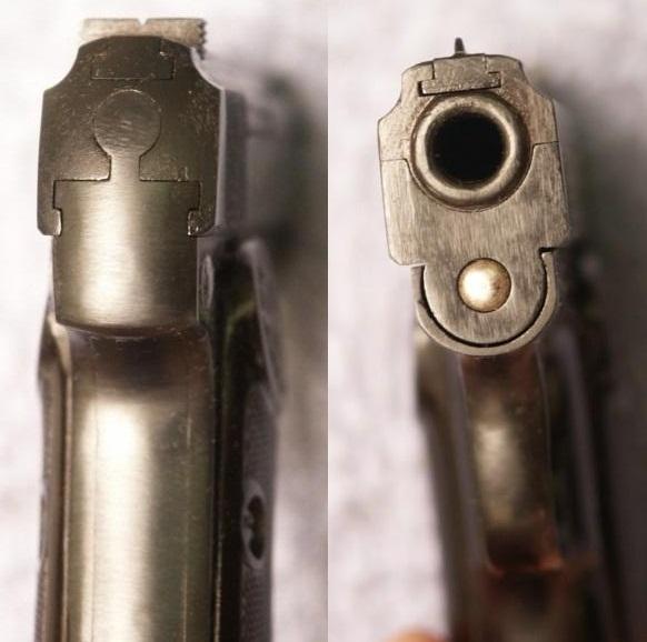 Dreyse 6.35mm Vest Pocket Pistol Type I