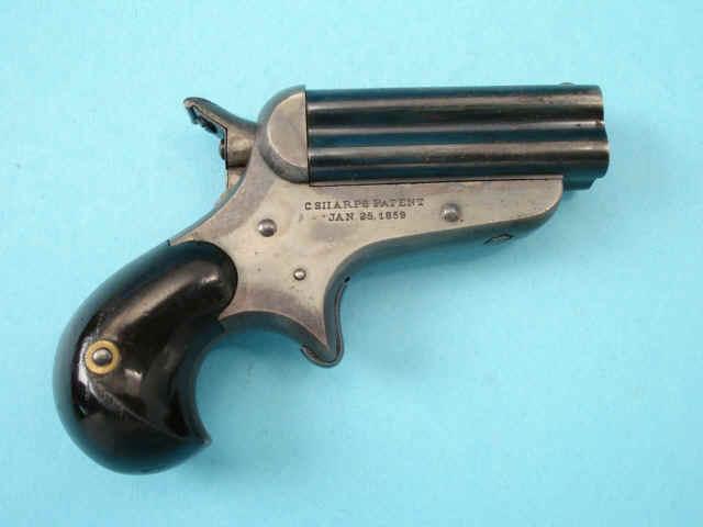 Sharps Model 4A