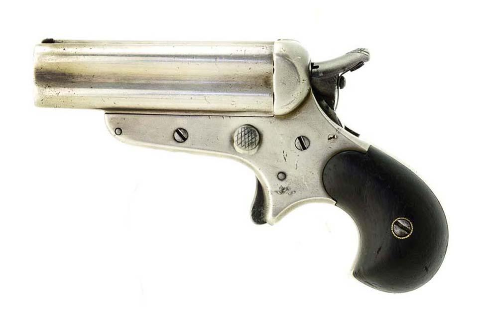 Sharps Model 4C Four Barrel Pepperbox Pistol