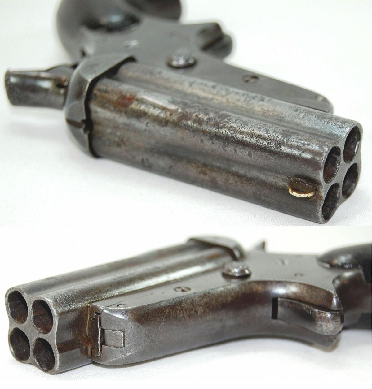 Sharps Model 4B