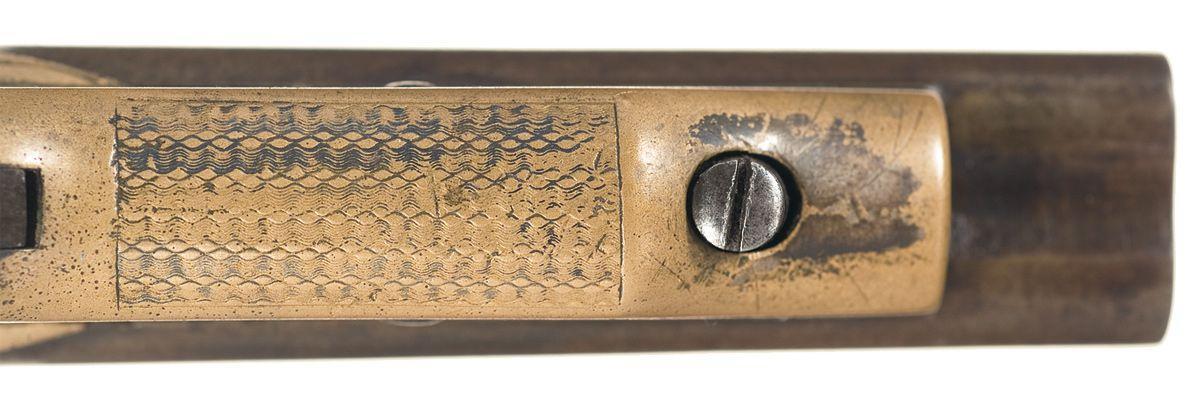 Sharps Model 2A Four Barrel Pepperbox Pistol