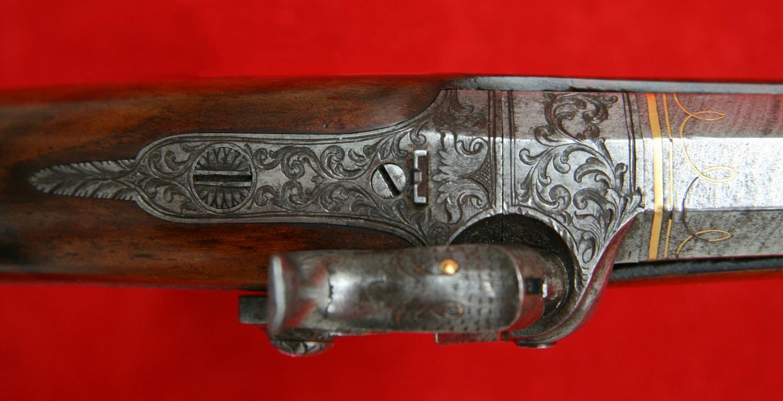 Капсюльный пистолет