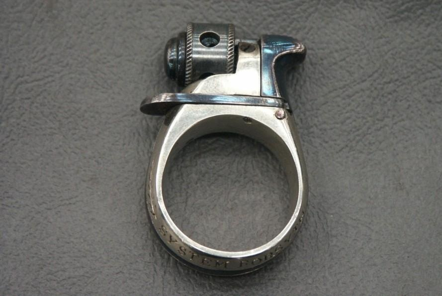 Стреляющий перстень Форсайта