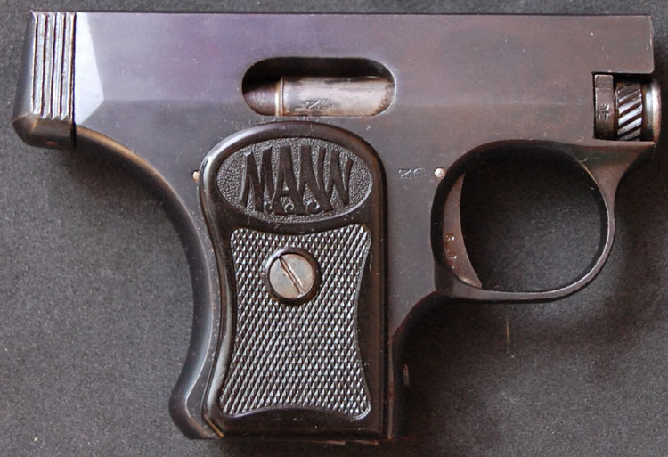 The Mann Pistol Model 1921, fifth variant