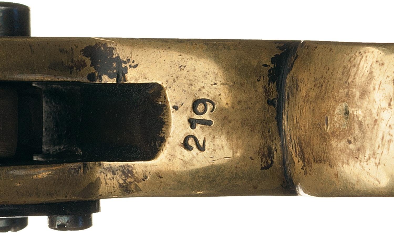 Кастет -пистолет underhammer - кинжал