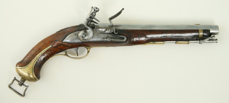 Sachsen, Kavalleriepistole M 1789