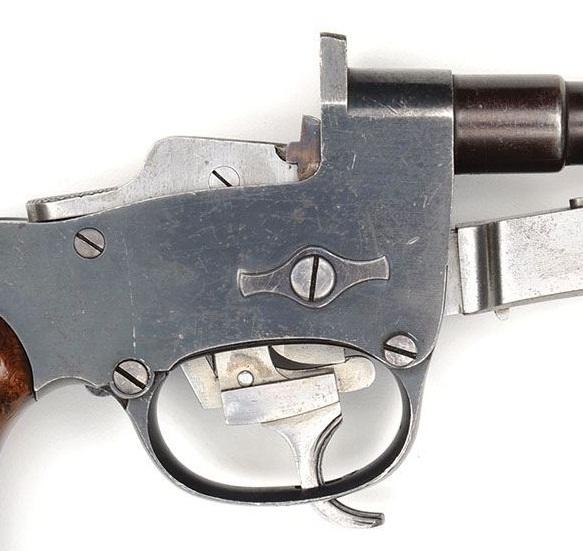 Однозарядный пистолет Маузер 1877 года