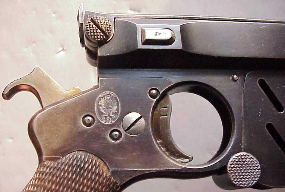 Пистолет Бергманн №4