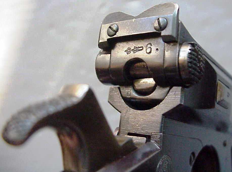 M1896, Number 4 Bergmann