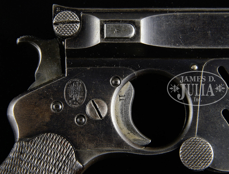 Bergmann Number 4 M1896