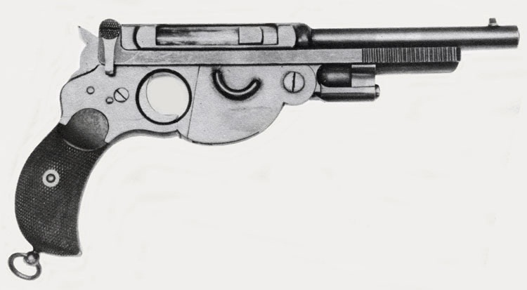 Bergmann-Schmeisser M 1893