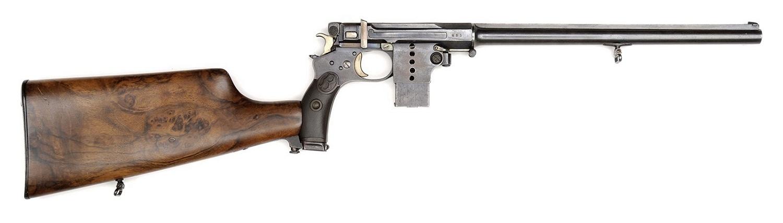 Bergmann M1897 №5 CARBINE