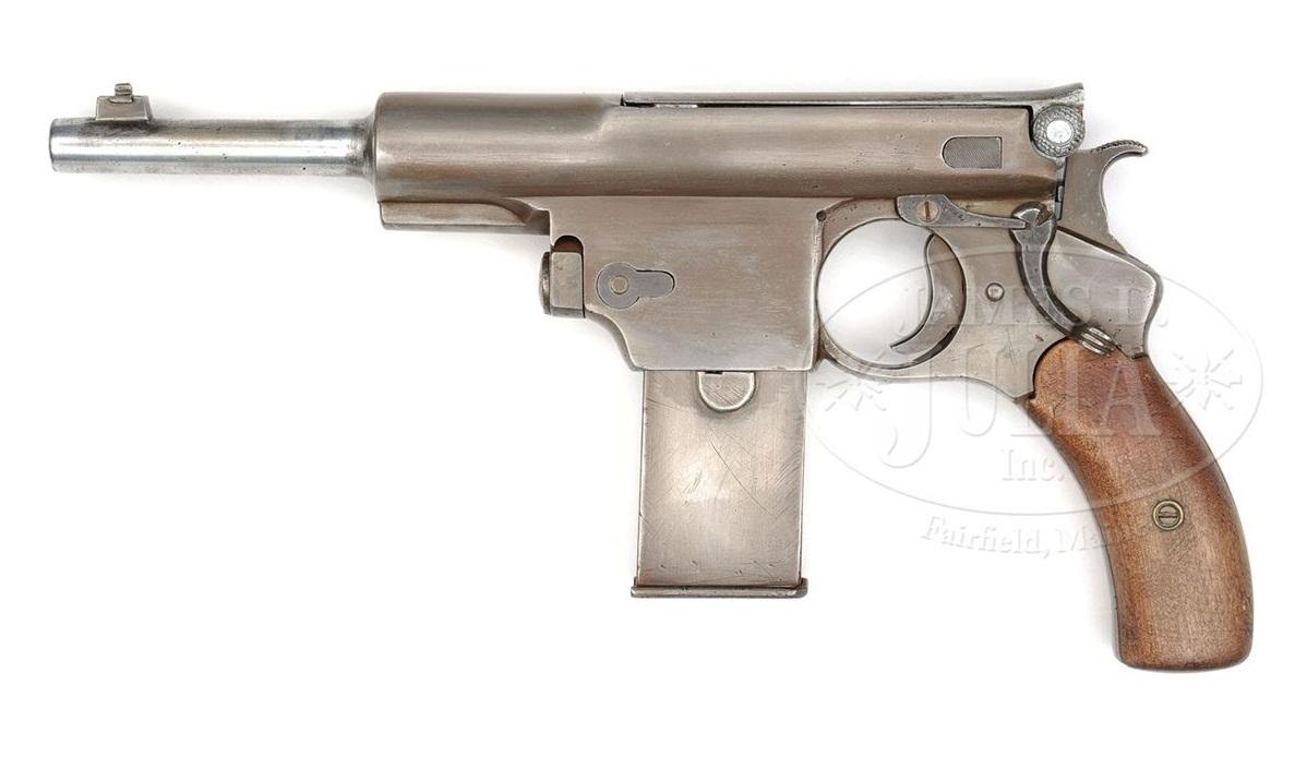Bergmann M1897 №5 Prototip