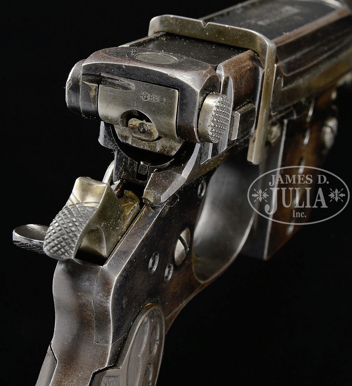 Пистолет-карабин Бергманн №5