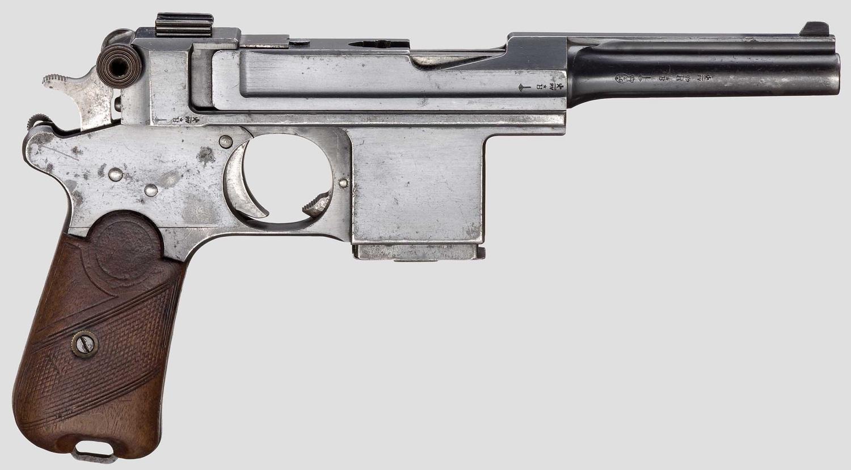 Bergmann Bayard / M 1908