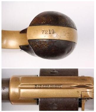 Colt Cloverleaf House Model Revolver