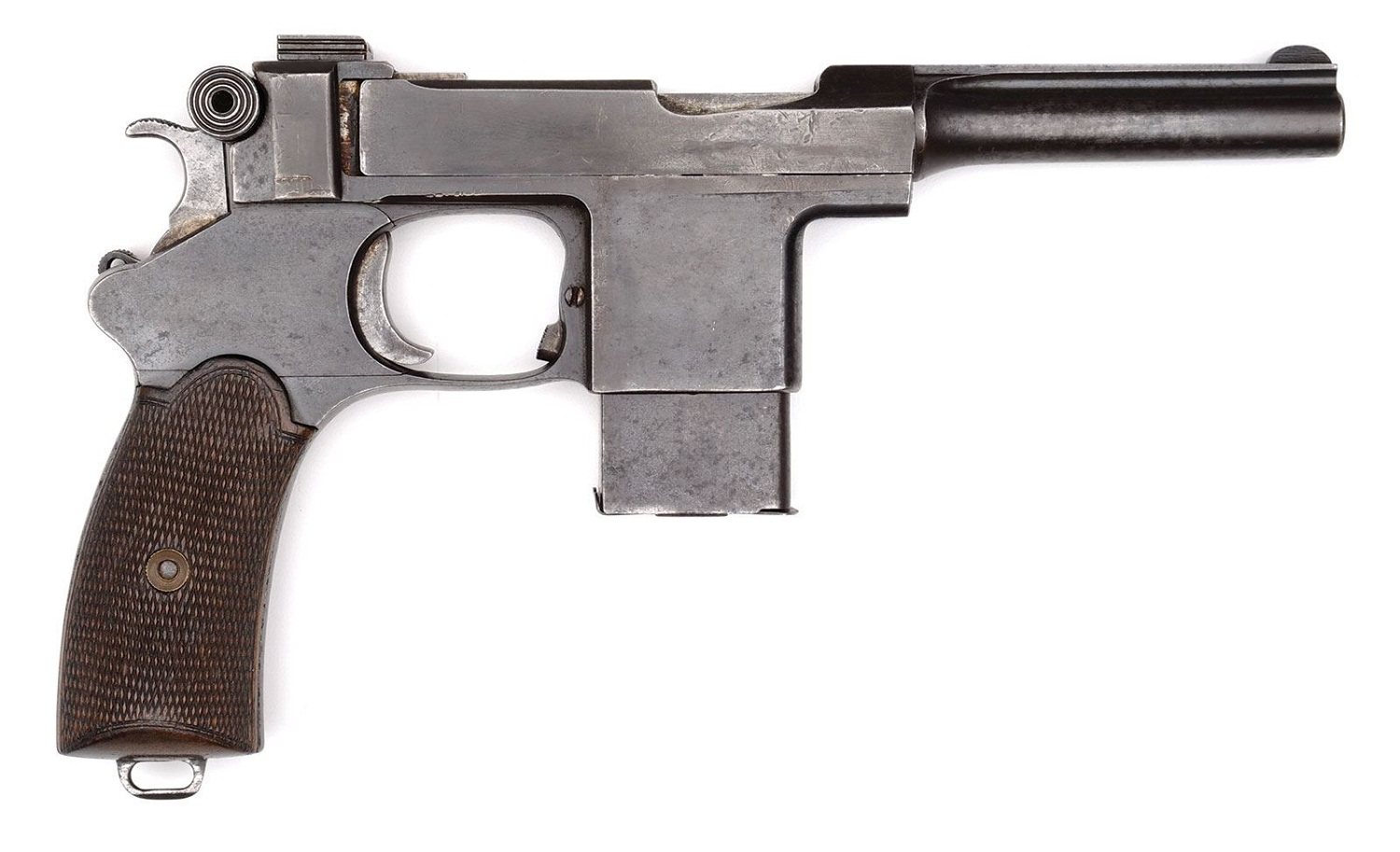 The Bergmann Mars Model 1903 pistol