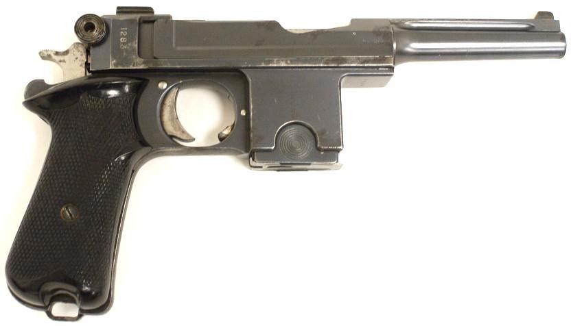 Bergmann Bayard M 1910 / M 1921