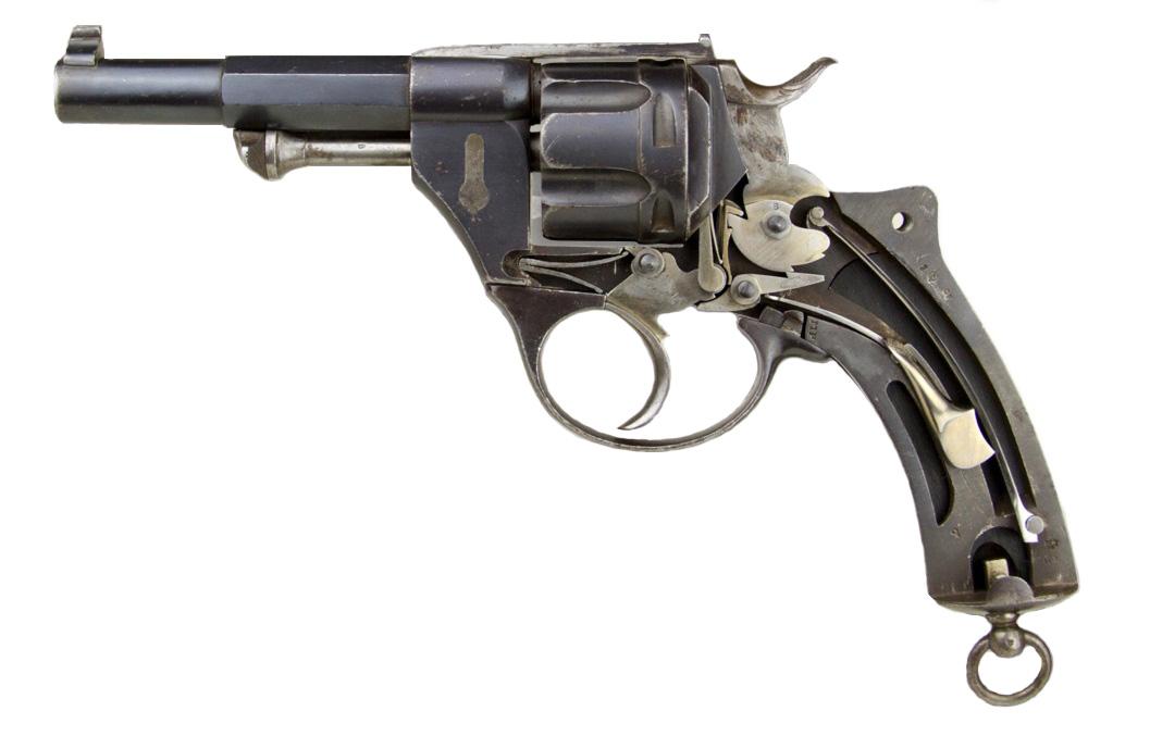 Chamelot - Delvigne revolver Model 1874