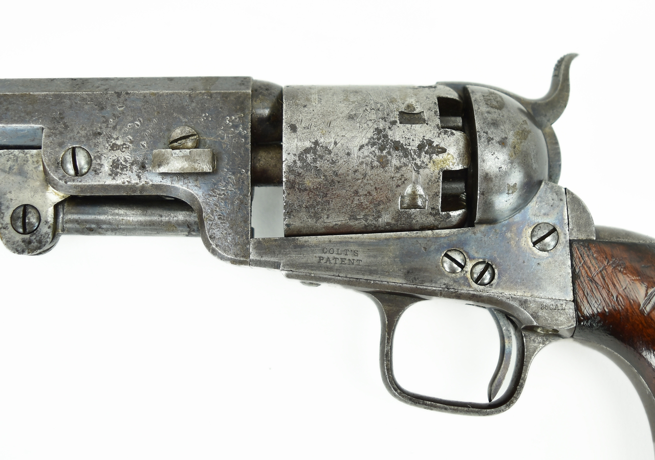 Second Model Colt London 1851 Navy