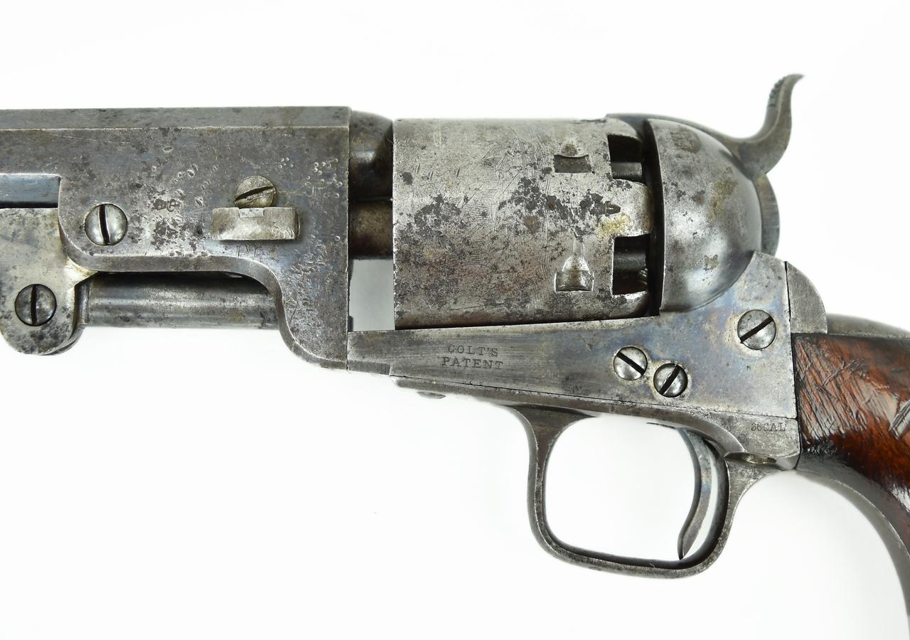 Second Model Colt London 1851 Navy