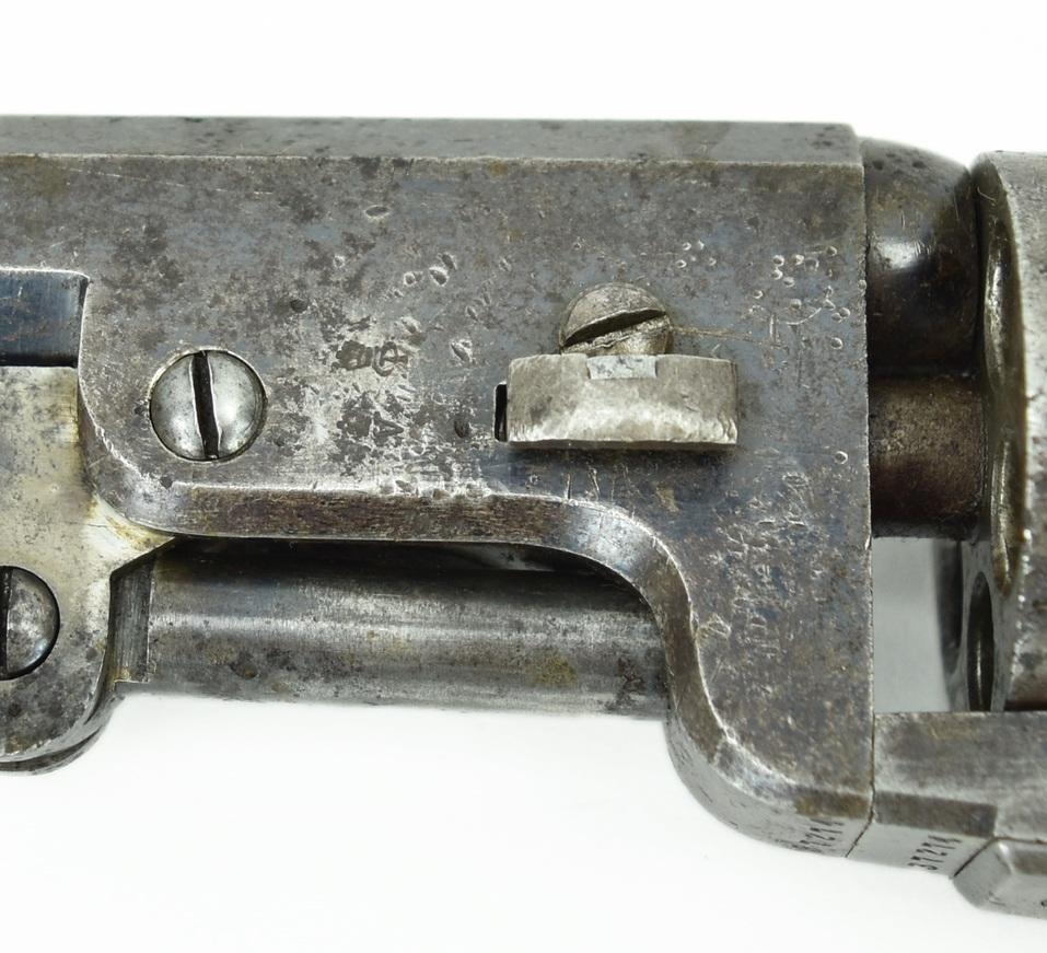 Second Model London Navy Colt London 1851 Navy
