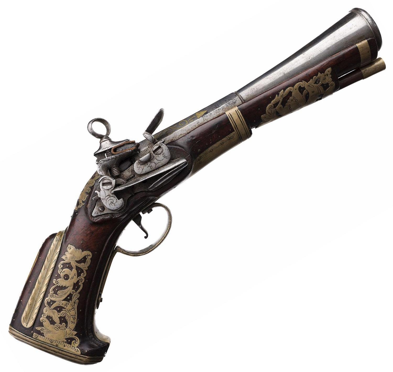 Blunderbuss Pistol