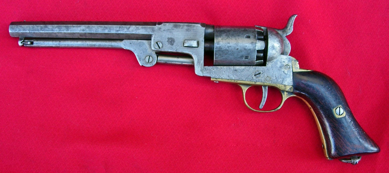 Russian Colt Model 1851 Navy