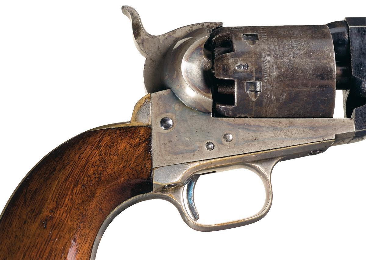 Early Production Colt London Model 1851 Navy