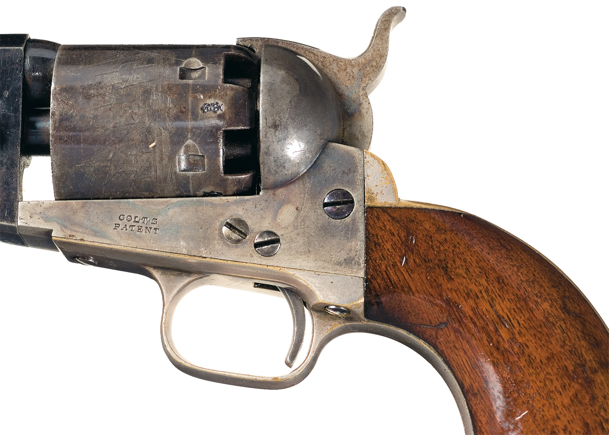 Early Production Colt London Model 1851 Navy