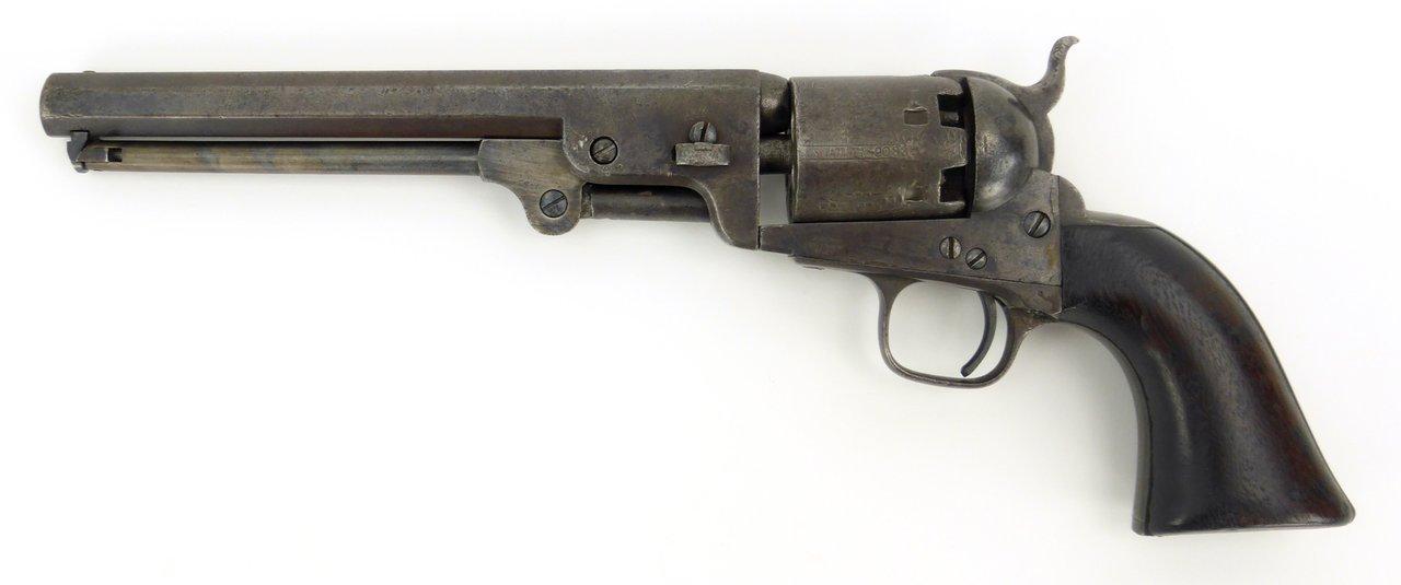 Colt Model 1851 Navy Revolver