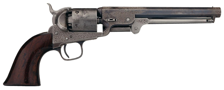 Colt London Model 1851 Navy