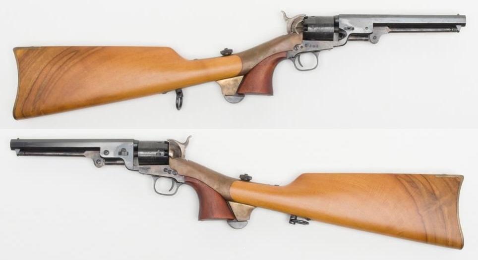 Colt Model 1851 Navy Pietta