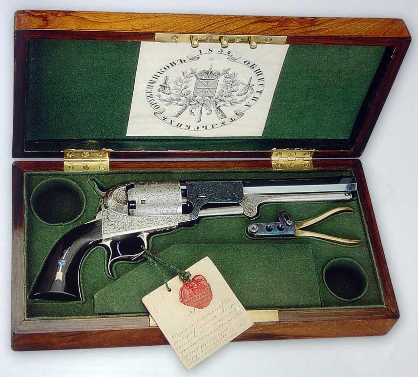 Colt Model 1851 Navy Tula