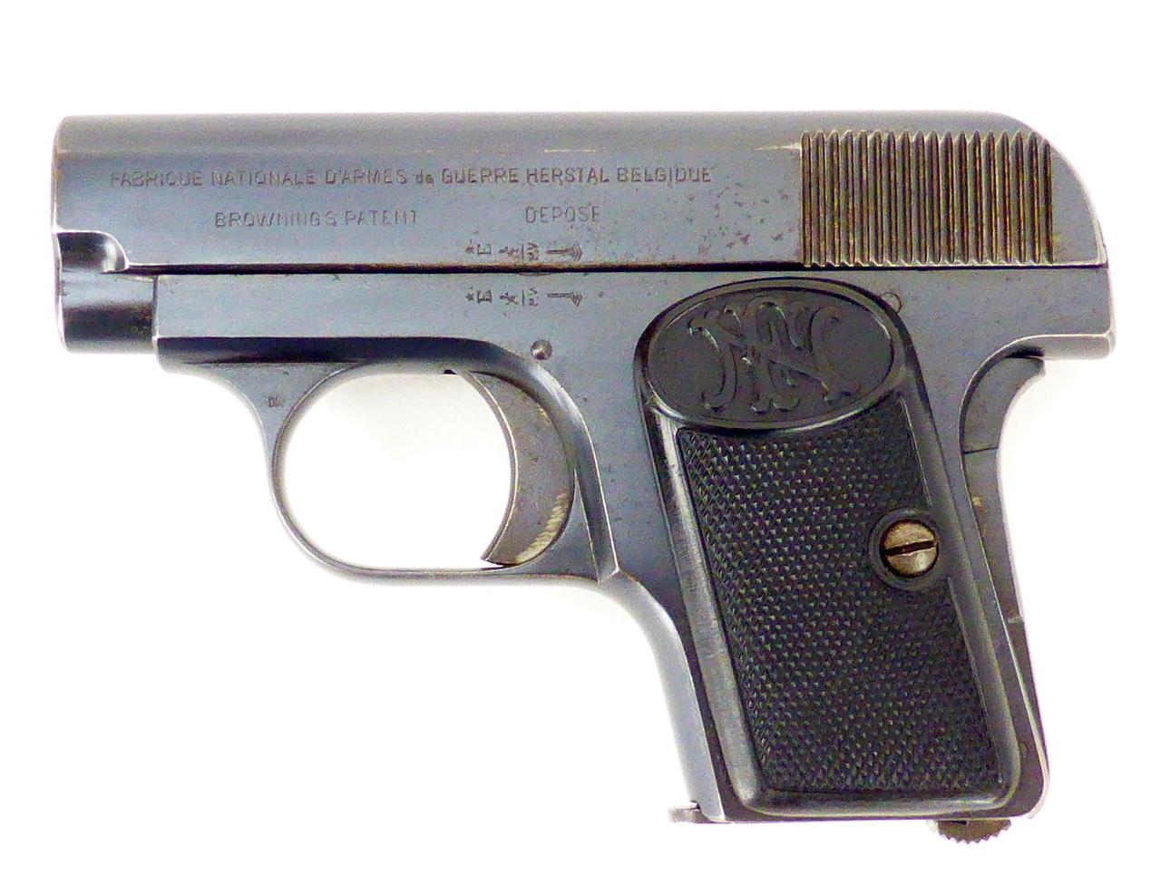 FN Browning Modell 1906 Pistol