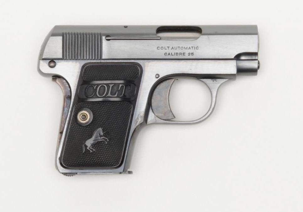 Карманный пистолет Кольт Модель 1908 года