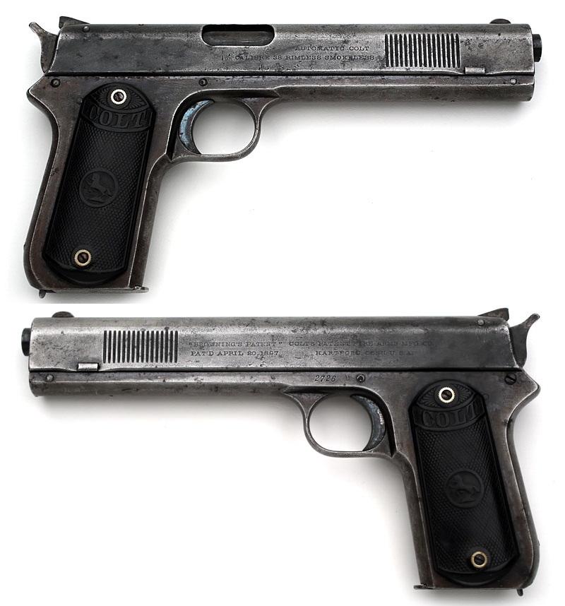 Colt Model 1900 Commercial