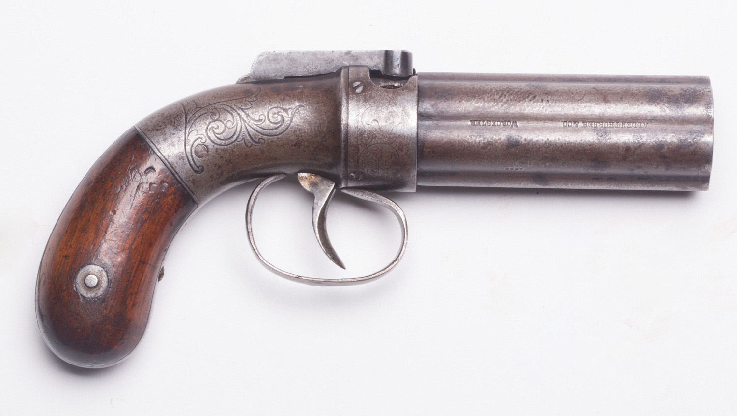 Allen & Thurber pepperbox
