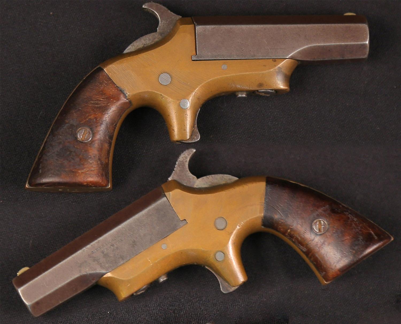 Merrimack Arms Southerner Derringer