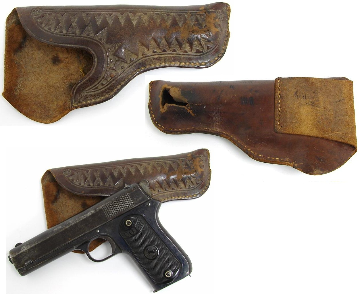 Holster 1903 Colt .38 Automatic Pocket Model