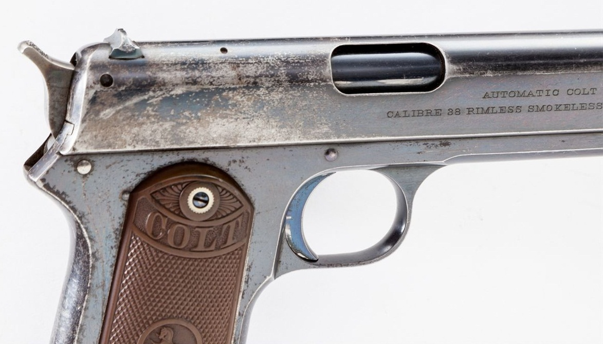 Colt Model 1902 Sporting Early