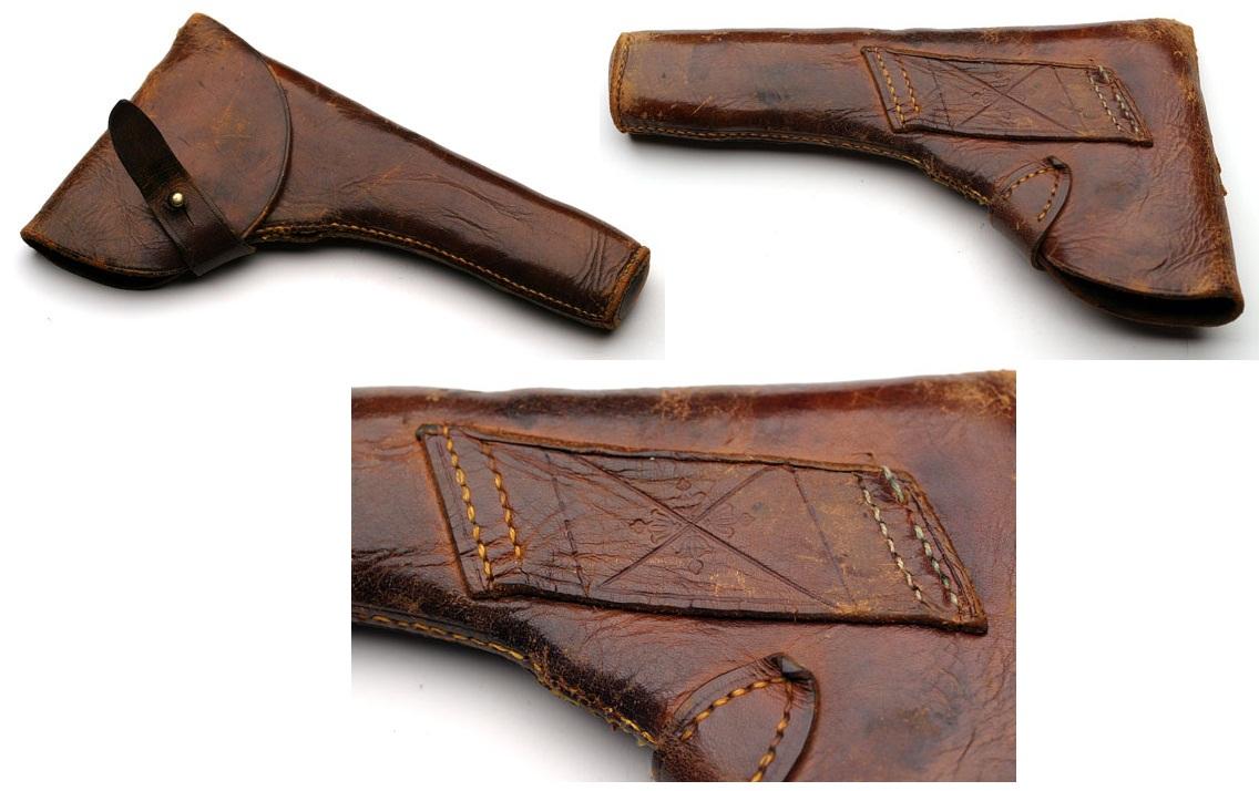 Colt Model 1902 Military Holster