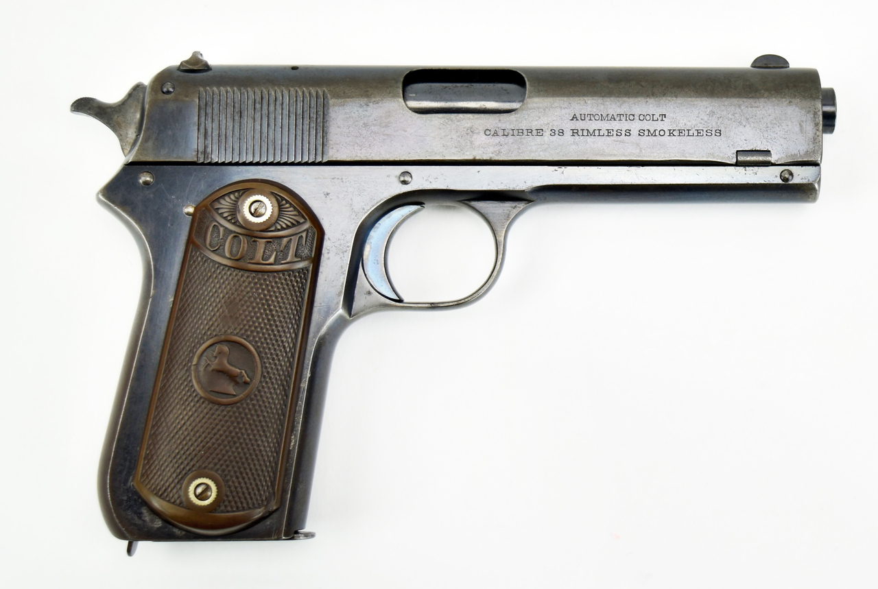 1903 Colt .38 Automatic Pocket Model