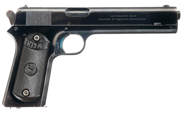 Colt Model 1902 Military