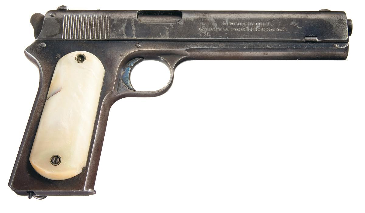 Mexican Contract Colt Model 1902 Military