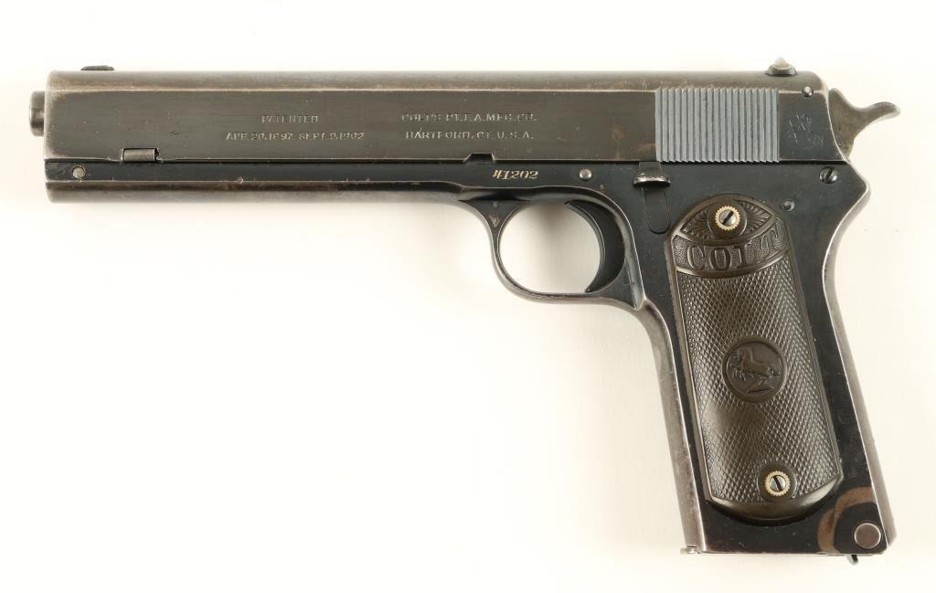Пистолет Кольт Модель 1902 года Военный