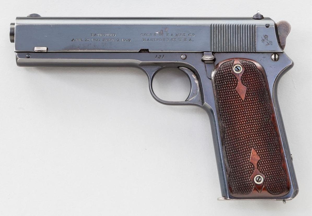 Пистолет Кольт Модель 1905 года Военный .45 калибра