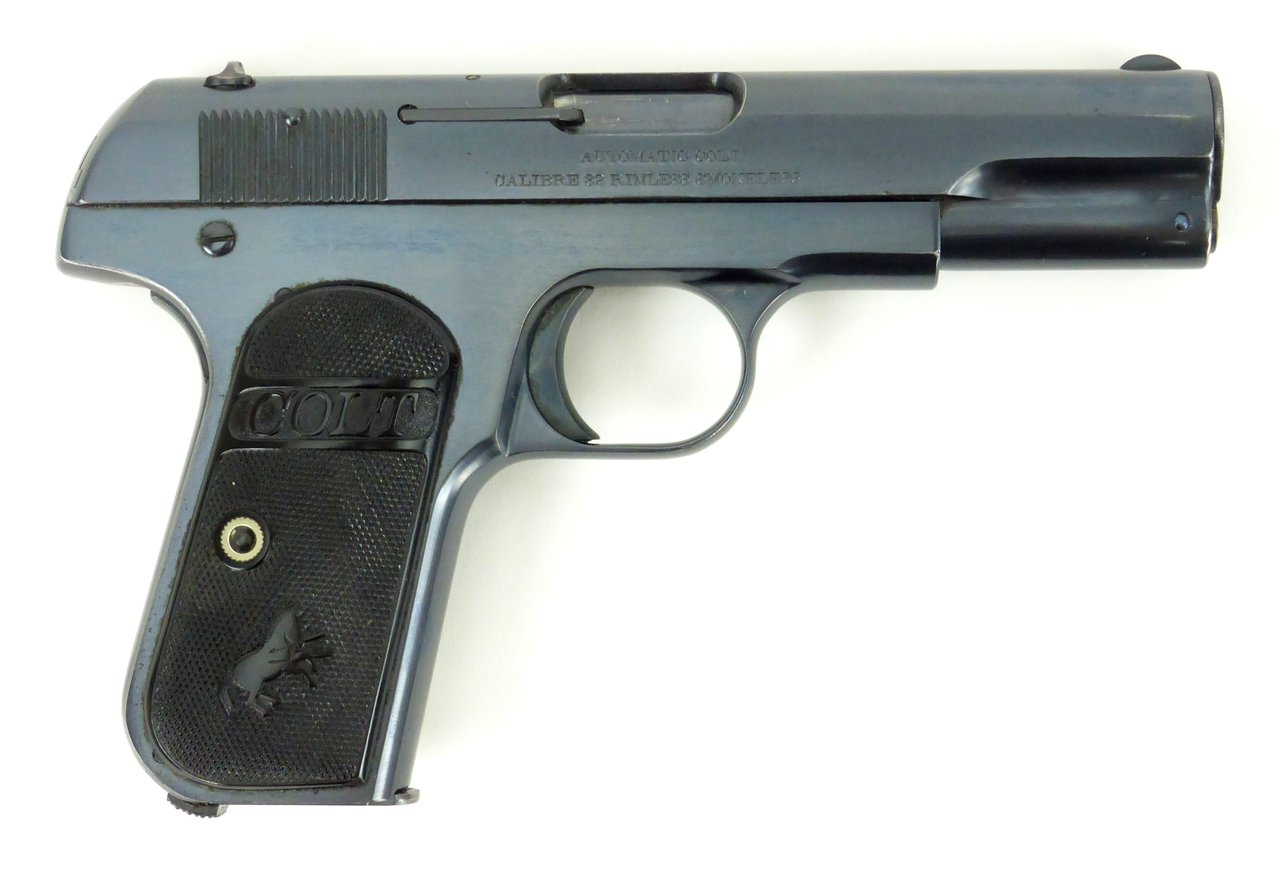 Colt Model 1903 Pocket Hammerless First Variant