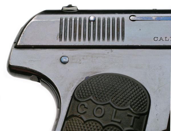 Colt Model 1903 Pocket Hammerless Early Variant