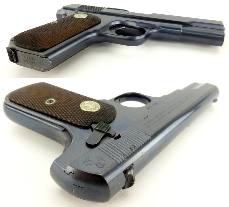 Colt Model 1903 Pocket Hammerless Fourth Variant